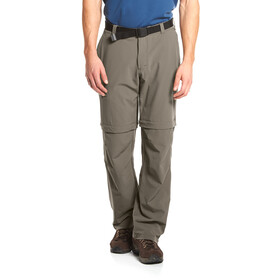 Maier Sports Tajo Zip-Off Trousers Men teak